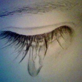 Big girls do cry (Poem)