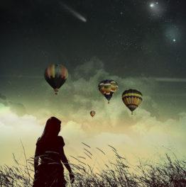 I dream in colour
