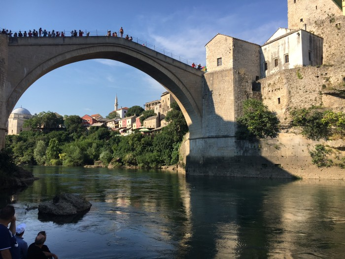 Letting Go of Our Preconceptions: A Lesson From Bosnia.