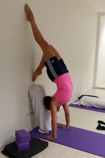 Yoga: Finding my Quiet.